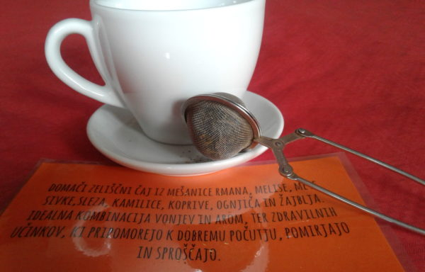 Čaji in čajne mešanice